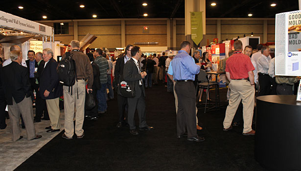 INTEX 2012, Charlotte Convention Center