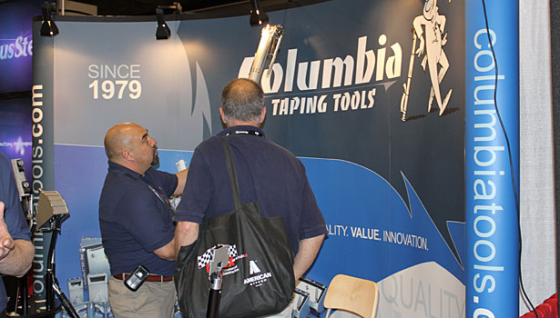 Columbia Taping Tools