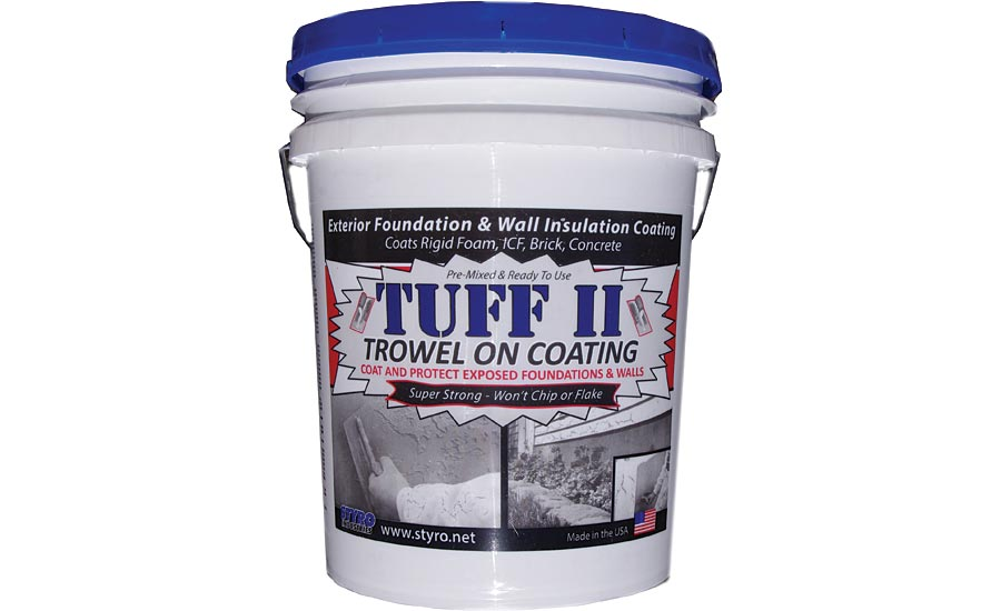 Tuff II by TOTAL WALL