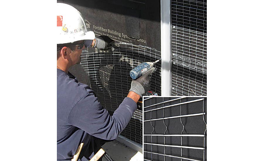 Structa Mega Lath by Structa Wire CORP.