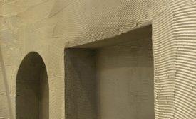 Moroccan plastering