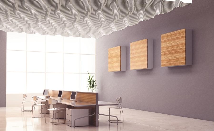 Dynamic Acoustic Ceiling Treatments 2016 02 03 Walls