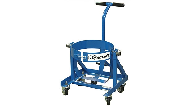 New Self-Leveling Barrel Cart
