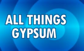 All Things Gypsum