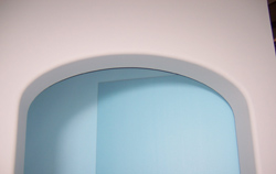 how to make curved drywall corners