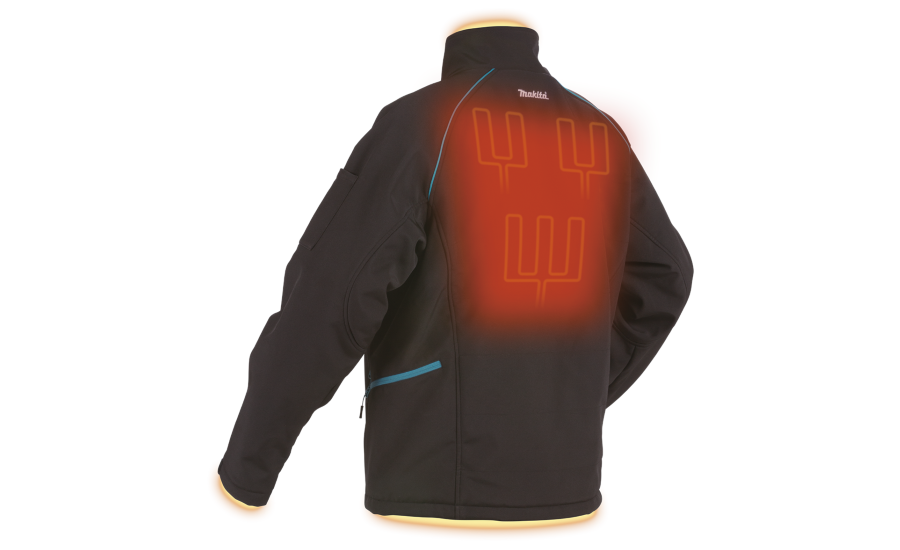 Cordless Heated Jacket