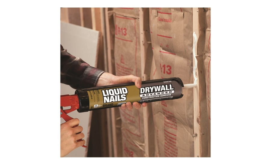 Drywall Advanced Construction Adhesive | 2019-03-01 | Walls & Ceilings