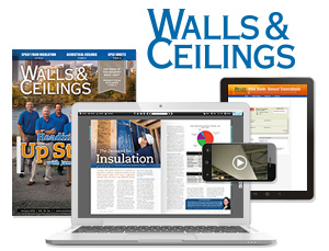 Walls & Ceilings About Us