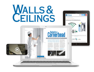About Walls & Ceilings