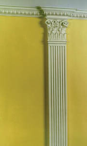 Decorative capitals by The Millwork Store