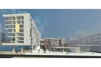 The Architectural Team Sponsors Affordable Housing Design