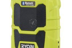 ryobi speaker