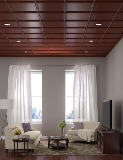 Direct Mount Wood Based Ceiling System 2014 03 17