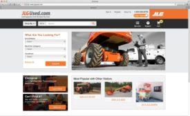 JLG Web site
