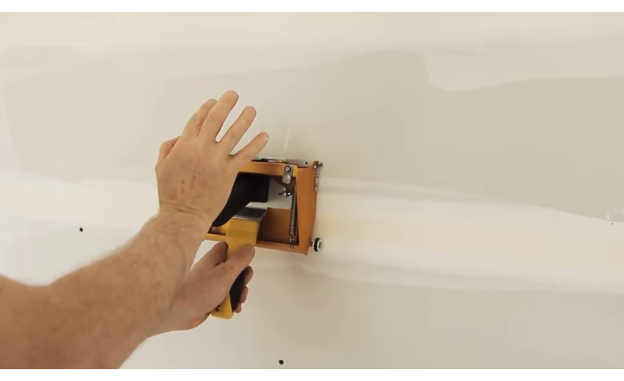 Drywall Box Handle : New drywall box handle saves contractors time and effort