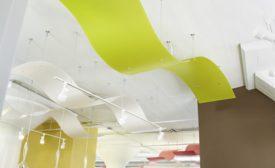 USG Curved Panels