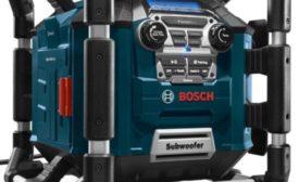 bosch radio