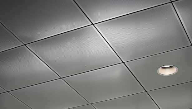 Spanair Clip In Ceiling Panels Conceal Suspension Systems