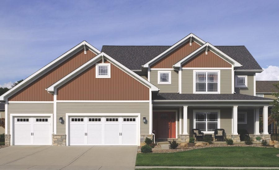 Red Brick House Exterior Shutters Color Combinations