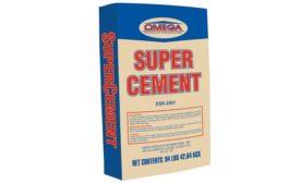 Omega Cement Bag