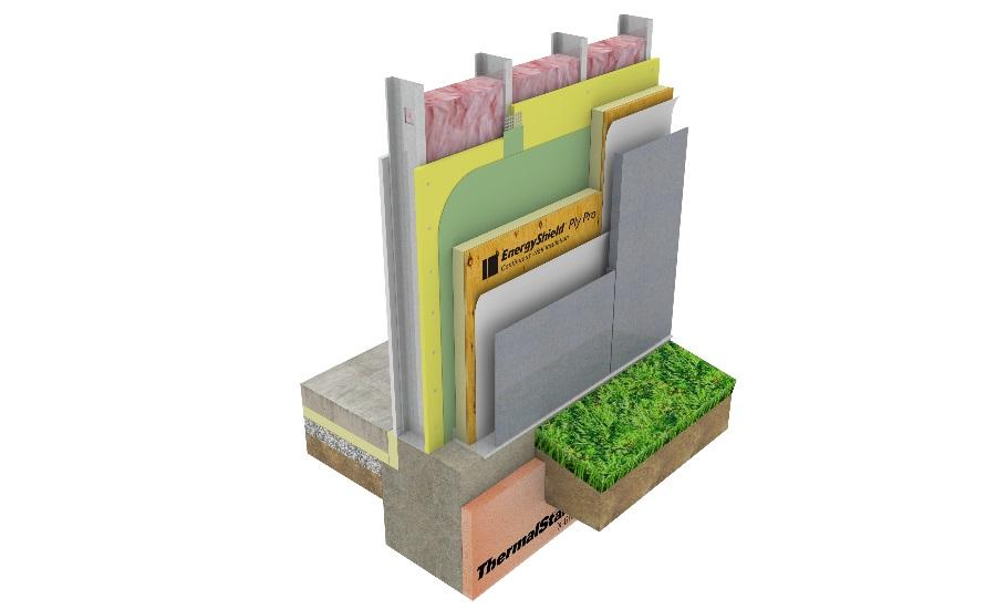 Energyshield Ply Pro 2016 08 08 Walls Amp Ceilings Online