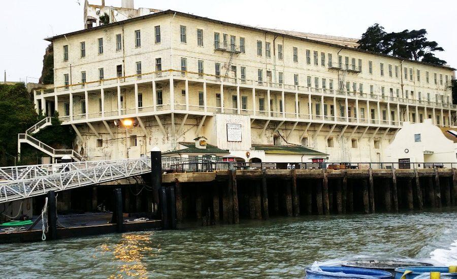 Making A Break In Basement Of Alcatraz Federal