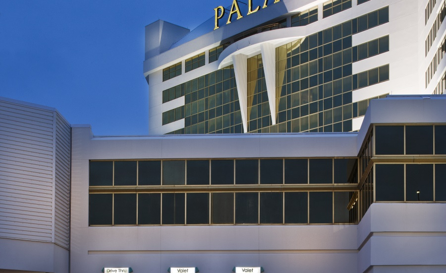 Casino Enlists Metal Panels For Exterior Durability 2016 08 10 Walls Amp Ceilings Online