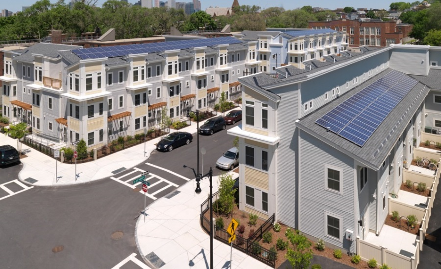 Sustainable Homes green saves green providing affordable, sustainable homes | 2016