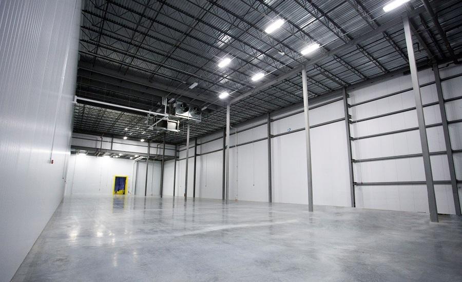 Refrigerated Warehousing Goes Green | 2016-12-09 | Walls