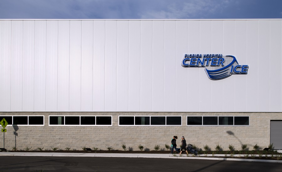 Creating A Florida Ice Center With Superior Insulation
