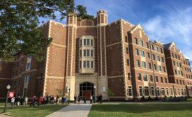 OU Dunham facility