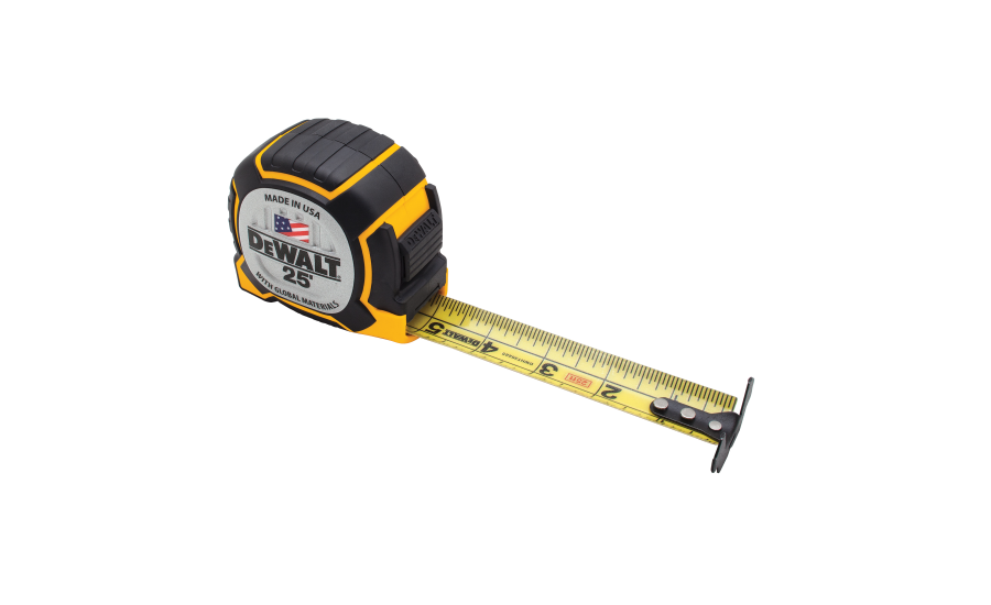 Extended Performance Tape Measure