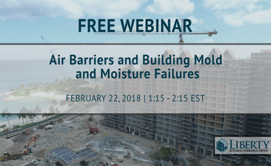 air barrier webinar