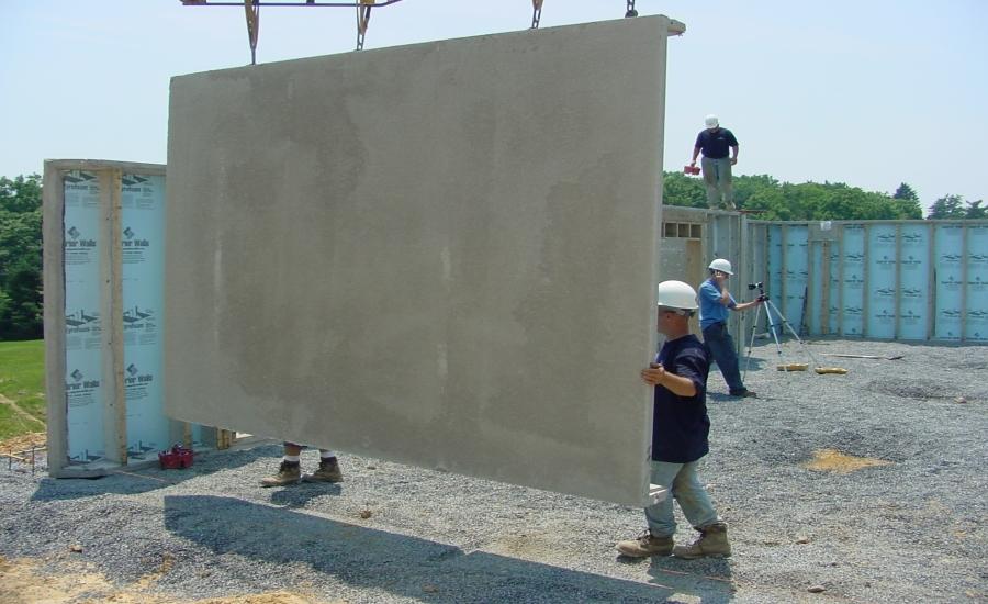 Precast Concrete Panel Maker Sees Double-Digit Growth   SBC