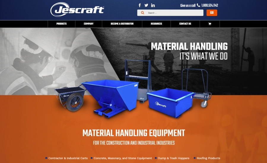 jescraft website