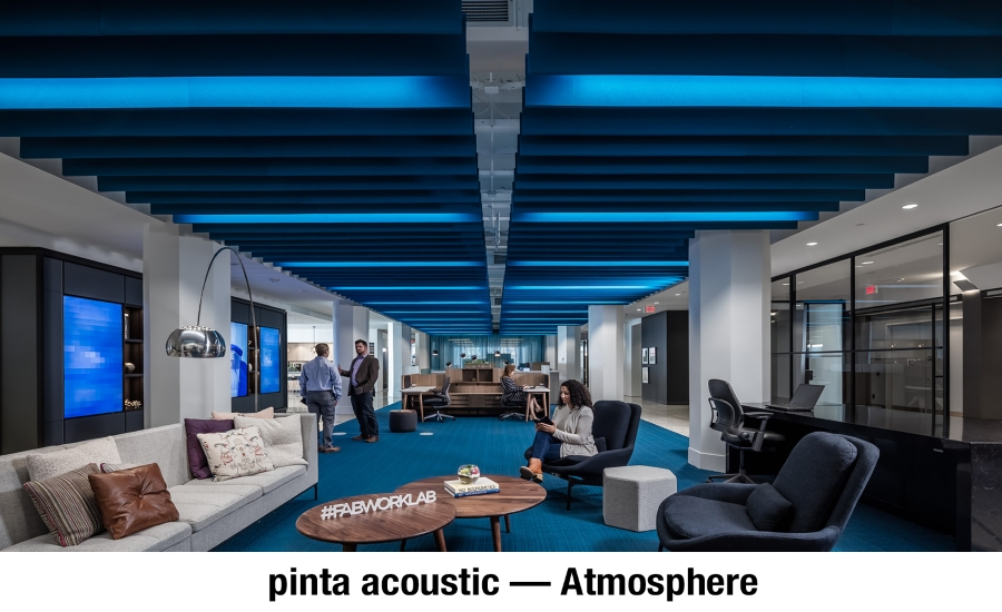 pinta acoustics Atmosphere
