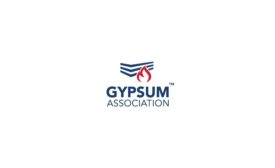 gypsum association logo