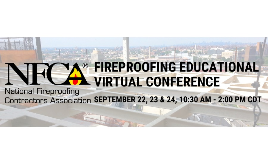 Fireproofing virtual conference