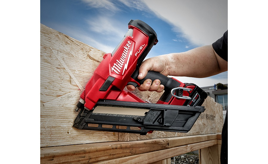 M18 FUEL 30 Degree Framing Nailer