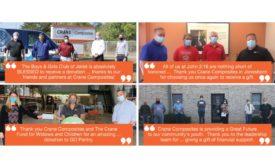 crane composites charity