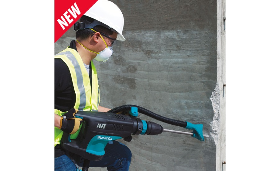 makita demolition hammer 2