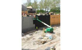 WSC waterproofing