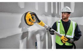 DEWALT cordless drywall sander