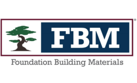 Foundation Building Materials