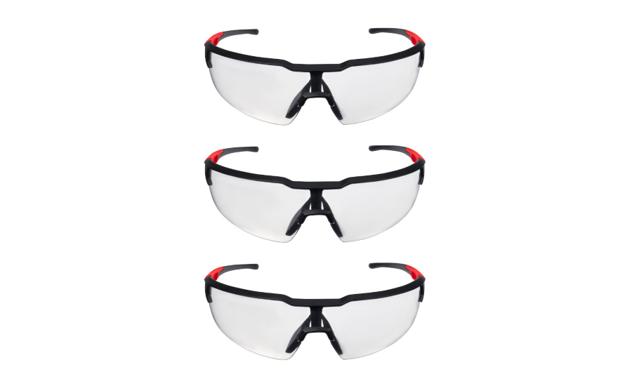 milwaukee safety glasses
