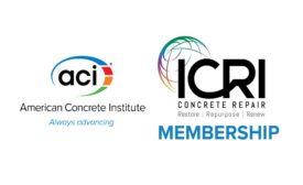 ACI and ICRI logo