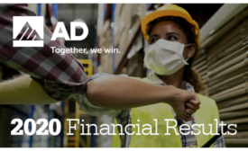 AD financial results