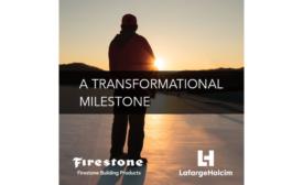 larfarge and firestone
