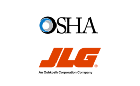 osha and JLG logo