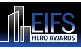 EIFS Hero Award logo